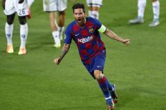 Месси – Роналду – 35:33. Аргентинец уходит от португальца в отрыв по числу «жертв» в Лиге чемпионов