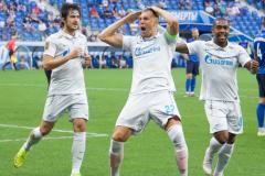 Дзюба и «Зенит» начали новый сезон по-чемпионски (видео)
