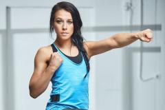 Девушка дня. Бывшая чемпионка UFC из Польши Джоанна Енджейчик
