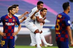 Восемь причин, по которым «Бавария» забила «Барселоне» восемь мячей