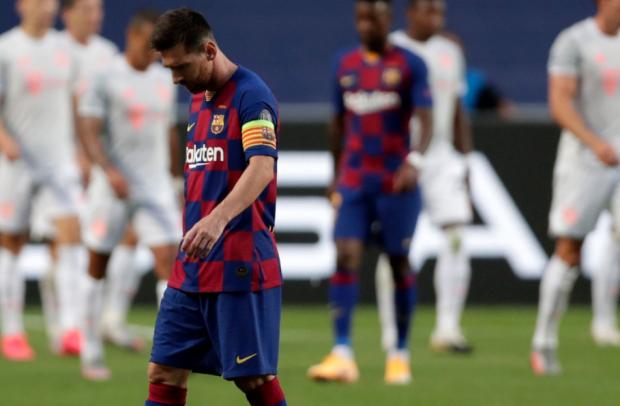 В футболе началась новая эра. Впервые за 15 лет полуфиналы Лиги чемпионов – без Месси и Роналду
