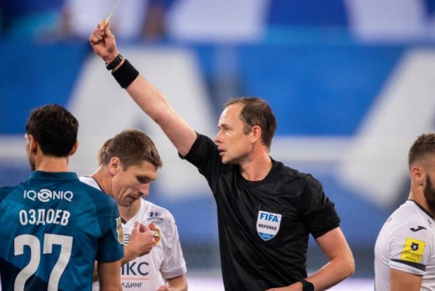 Сергей Хусаинов: Мешков помог «Зениту» – не поставил пенальти за руку Оздоева и не удалил Дриусси