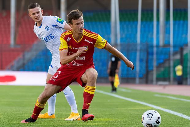 Дубль Лесового принес «Арсеналу» победу над «Динамо»