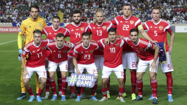 Стал известен состав сборной России на матчи Лиги наций с Сербией и Венгрией
