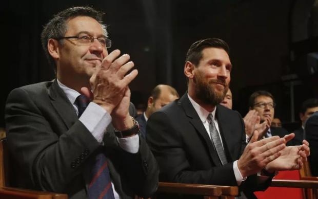 Дмитрий Селюк: Месси не уйдет из «Барселоны», эту историю просто используют для досрочных выборов