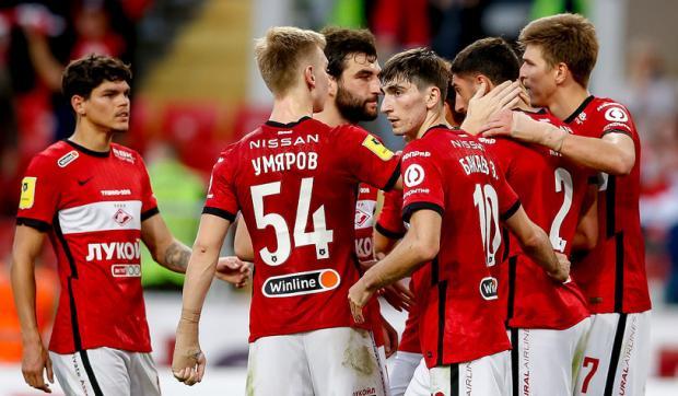 «Спартак» одержал волевую победу над «Арсеналом» и вышел в лидеры РПЛ
