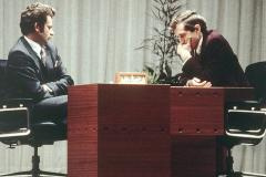 Черная икра и подшивка «Правды» для Фишера. 48 лет – легендарному шахматному матчу в Рейкьявике