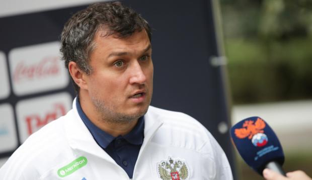 Эдуард Безуглов: У футболистов сборной России с антителами те же показатели, что и год назад