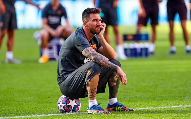 Месси может остаться в «Барселоне» еще на один сезон