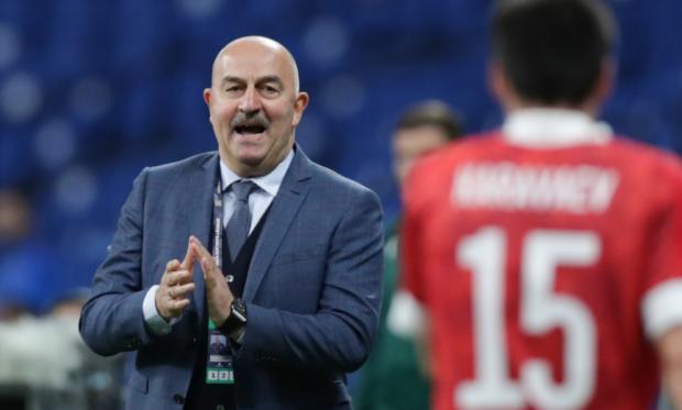 «Дзюба – капитан. Поэтому должен быть на поле». Черчесов – после победы над Сербией