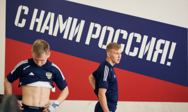 Российская молодежка победила Болгарию, открыв счет на 28-й секунде (видео)