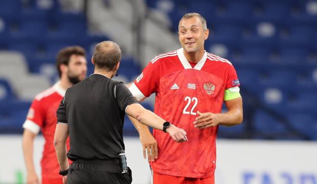 «Дзюба обогнал Стрельцова? Но Эдуард был на 7 лет отлучен от футбола». Ловчев – о победе над сербами