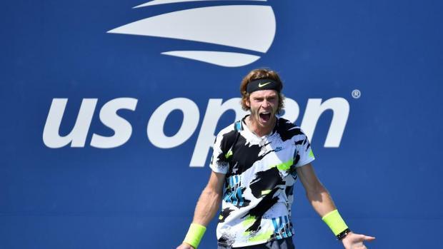 Рублев обыграл Баррере и вышел в третий круг US Open