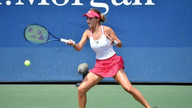 Калинская проиграла Муховой во втором круге US Open