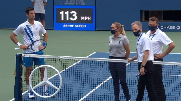 Наказание соответствует преступлению. Почему Джоковича сняли с US Open?