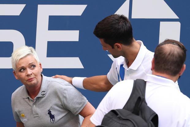 Главный судья US Open: Факт остается фактом: Джокович попал в арбитра