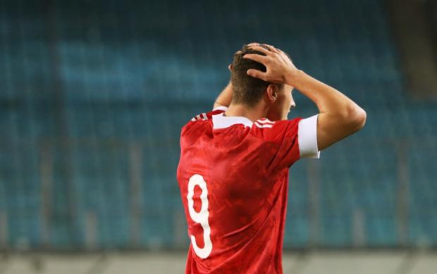 Билет на Евро уплывает из рук. Российская молодежка проиграла ключевой матч в Польше (видео)