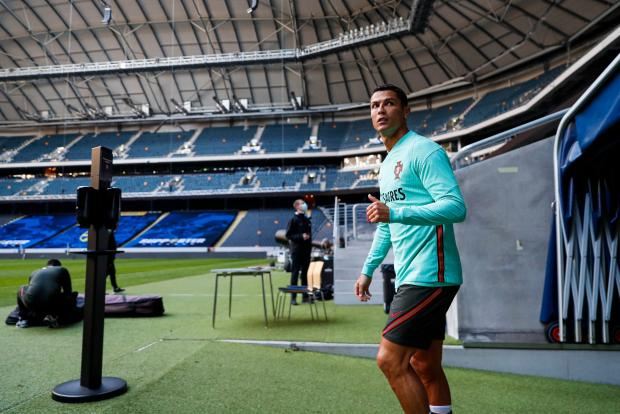 У Роналду 101 гол за сборную, молодежка проиграла в Польше, «Рома» запросила информацию о Кокорине