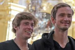 Русские идут! Рублев или Медведев – кто продолжит битву за титул чемпиона US Open?