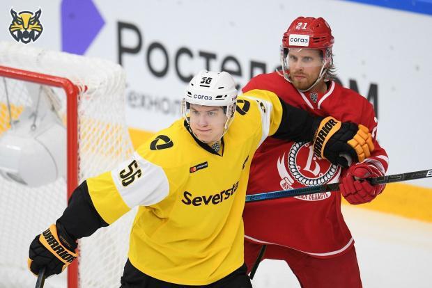 Битва в Подольске: «Витязь» и «Северсталь» выдали матч, достойный дерби