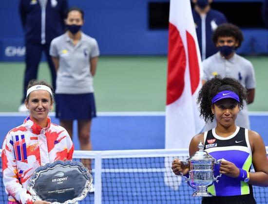 Победа – вот что имеет значение. Осака выиграла Открытый чемпионат США