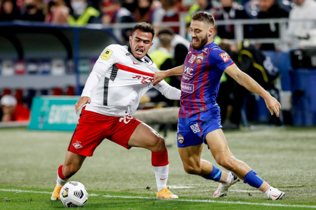 Дмитрий Хомуха: ЦСКА слишком зависит от Влашича? Ну так и в «Барселоне» всю игру делает Месси