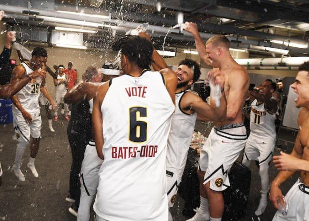 Исторический камбэк «Денвера» и вылет чемпиона регулярки. Итоги второго раунда плей-офф НБА