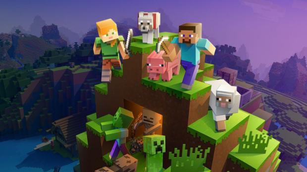 Турнир по Minecraft: время вспомнить легенду жанра