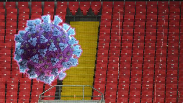 Футбол с «Короной». Остановит ли коронавирус снова наш чемпионат?