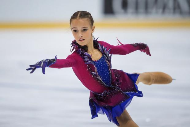 Щербакова открыла сезон мастер-классом в Сызрани. У Медведевой не было бы шансов (видео)