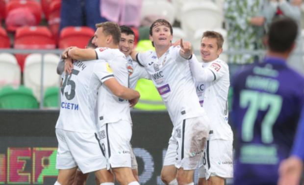 ЦСКА продолжил суперсерию против «Уфы» и приблизился к «Зениту» на дистанцию одного очка (видео)