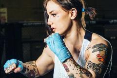 Девушка дня. Джессика Кларк — боец UFC из Австралии