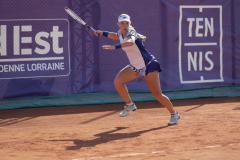 Блинкова вышла во второй круг турнира в Страсбурге