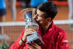 Джокович стал победителем «Мастерса» в Риме