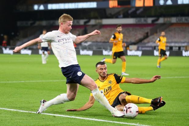 «Манчестер Сити» обыграл в гостях «Вулверхэмптон», стартовав с победы в новом сезоне АПЛ