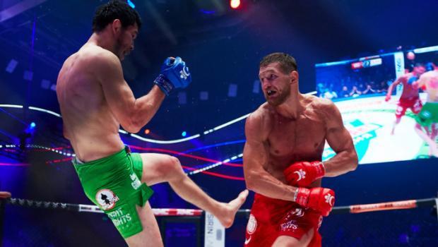 Минеев победил Ермекова и стал чемпионом Fight Nights в среднем весе