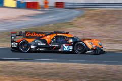 24 часа Ле Мана: G-Drive Racing остался без пьедестала