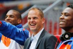 Франк де Бур назначен на пост главного тренера сборной Нидерландов
