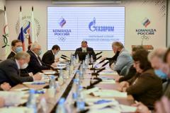 «ОКР предлагает  поддержать Федерации»