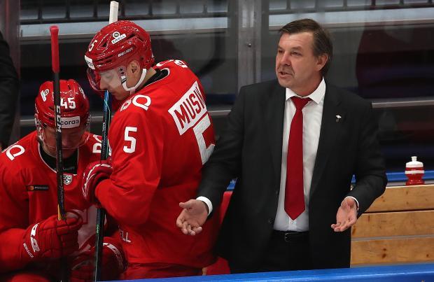Олег Знарок: 400-я победа в КХЛ? Я молодец