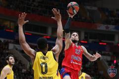 ЦСКА, «Барселона» и неожиданно «Химки». Кто входит в список фаворитов Евролиги?