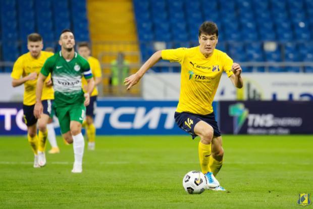 «Ростов» объявил о переходе Шомуродова в «Дженоа»