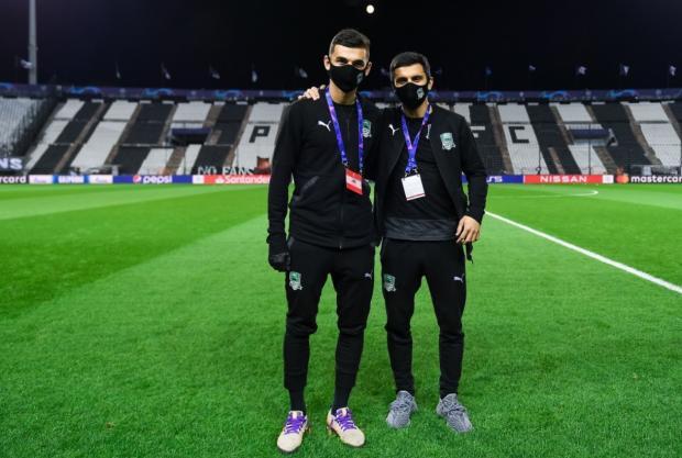 От «Краснодара» в Лиге чемпионов ждут зрелищный футбол