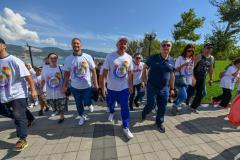 В Новороссийске прошел Всероссийский день ходьбы