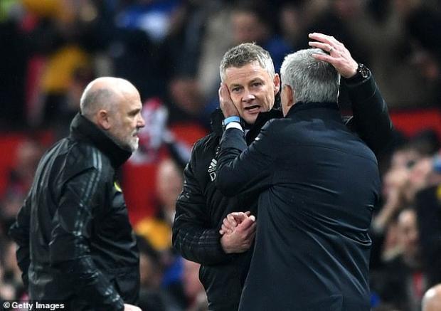 Жозе Моуринью: Никто не мог ожидать, что мы приедем в Манчестер и выиграем 6:1