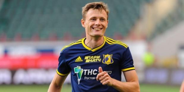Чернов перешел из «Ростова» в «Краснодар»