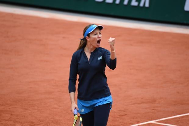 Коллинс стала соперницей Кенин по четвертьфиналу «Ролан Гаррос»