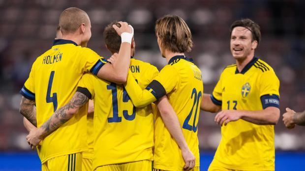 Сборная России проиграла шведам в Москве