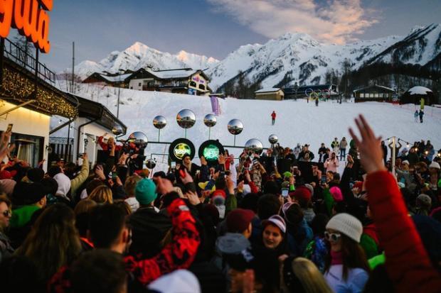 Стартовали продажи туров на фестиваль экстрима в Сочи