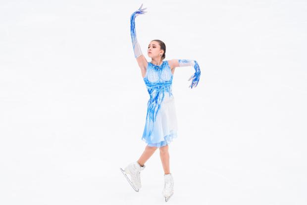 Валиева выиграла короткую программу на Кубке России. Трусова стала третьей